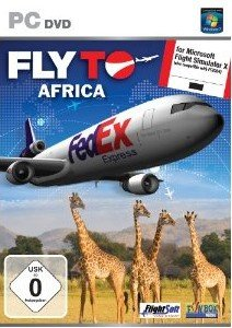 Flight Simulator X - Fly To Africa