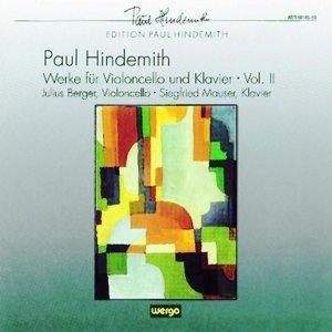 Werke fur Violoncello und Klavier-Vol.2