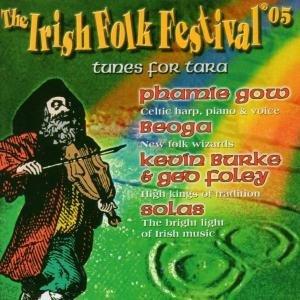 Irish Folk Festival-Tunes For Tara