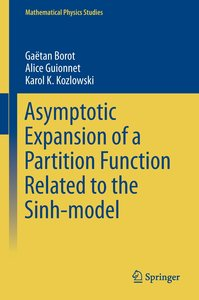 Asymptotic Expansion of a Partition Function Related to the Sinh