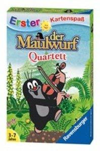 Der Maulwurf - Quartett
