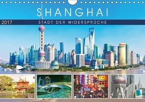 Shanghai: Stadt der Widersprüche