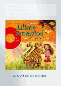 Liliane Susewind. Tiger küssen keine Löwen (DAISY Edition)