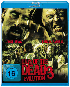 Days of the Dead 3 (Blu-ray)
