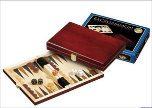 Philos 1100 - Saloniki, mini, Backgammon