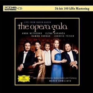 The Opera Gala-Live From Baden-Baden-K 2HD