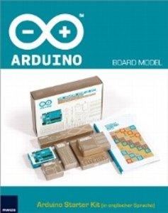 ARDUINOÖ Starter Kit (in Englisch) - Lernpaket