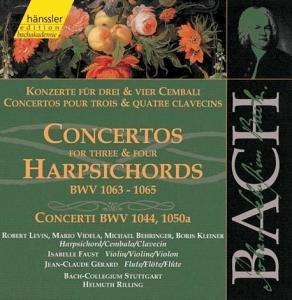 Cembalokonzerte BWV 1063-65,1