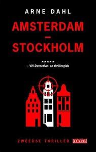 Amsterdam-Stockholm / druk 1
