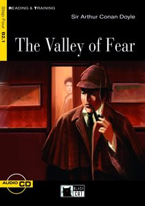 The Valley of Fear - Buch mit Audio-CD