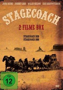 Stagecoach (2 Filme Box/Uncut)