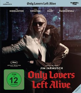 Only Lovers Left Alive (Blu-ra