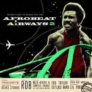 Afrobeat Airways Vol.2