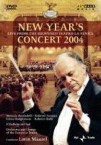 Neujahrskonzert 2004