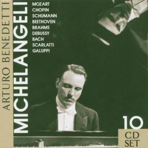 A.B.Michelangeli - Mozart,Schumann,Beethoven u.a.