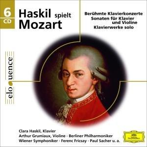 Haskil Spielt Mozart