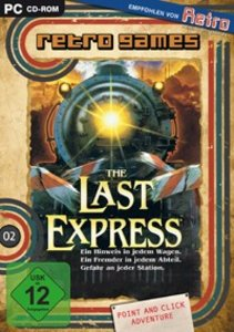 The Last Express-Collectors Edition (PC-CD)