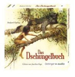 Das Dschungelbuch (4 CD)