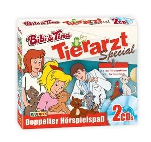 Bibi & Tina - 2er CD-Box Tierarzt-Special