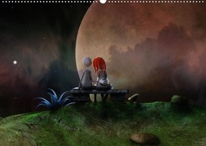 Fremde Welten (Posterbuch DIN A4 quer)