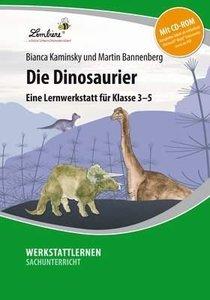 Die Dinosaurier. Grundschule, Sachunterricht, Klasse 3-5