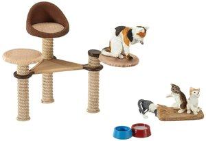 Schleich 41801 - Scenery Pack: Katzen