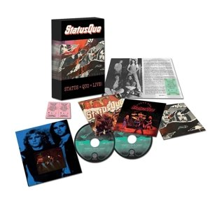Live (Ltd.Edt.4CD Boxset)