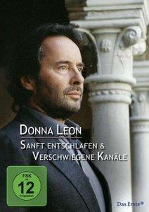 Donna Leon - Sanft entschlafen & Verschwiegene Kanäle