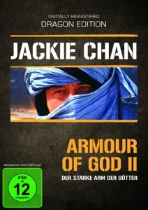 Armour Of God 2-Der Starke Arm Der Götter