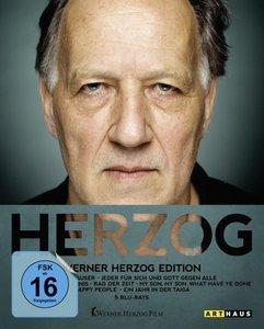Werner Herzog Edition