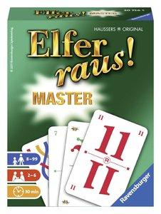 Elfer raus! Master Ravensburger® Kartenspiele