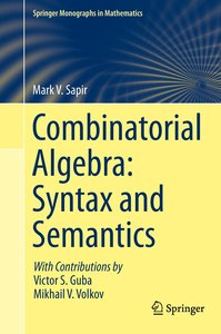 Combinatorial Algebra: Syntax and Semantics