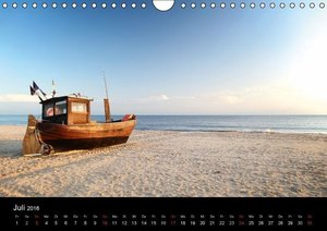 Mecklenburg-Vorpommern (Wandkalender 2016 DIN A4 quer)