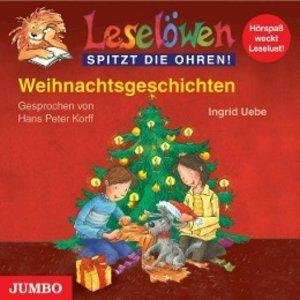 Leselöwen Weihnachtsgeschichten