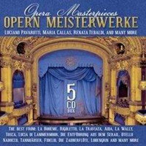 Opern Meisterwerke-Opera Masterpieces