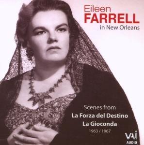 Eileen Farrell in New Orleans 1963/1967