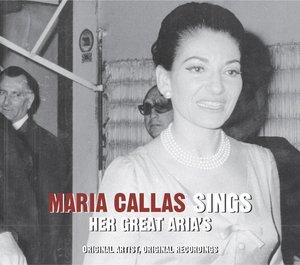 Maria Callas Sings Her Great Arias