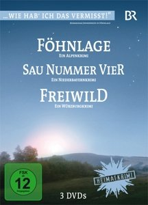 Heimatkrimi-Box (3 DVDs) (DVD)