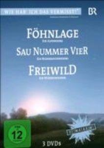 Heimatkrimi-Box (3 DVDs) (DVD)