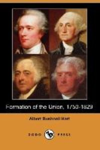 FORMATION OF THE UNION 1750-18