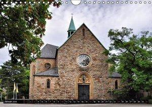 Bochum (Wandkalender 2016 DIN A4 quer)