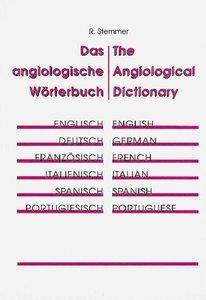 Das angiologische Wörterbuch