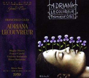 Adriana Lecouvreur (Napoli 1959)