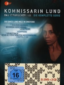 Kommissarin Lund - Die komplette Serie