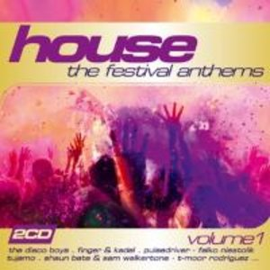 House: The Festival Anthems Vol.1