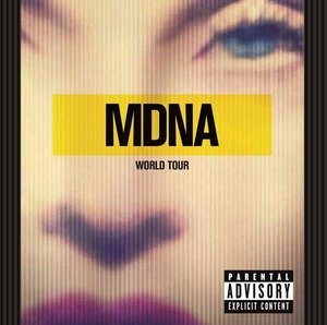 Mdna World Tour (CD Live Album)