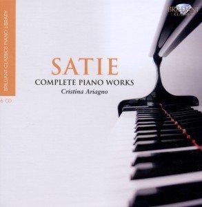 Satie: Sämtliche Klavierwerke