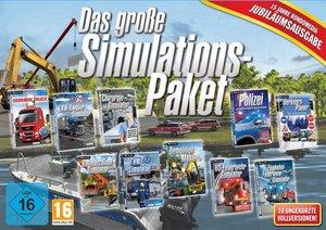 Das große Simulations-Paket - Jubiläumsausgabe