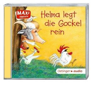 Helma legt die Gockel rein (CD)