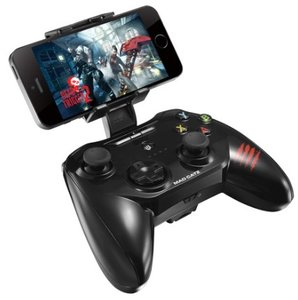 C.T.R.L.i Mobile Gamepad für Apple iPod, iPhone und iPad, schwar